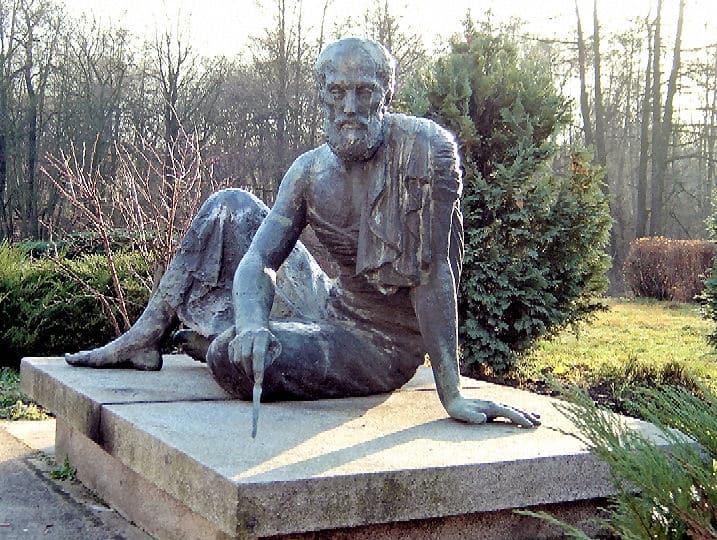 Arquímedes el inventor del ascensor