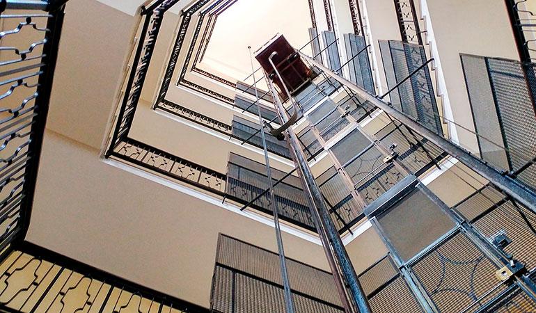 Qué ascensor necesito en mi edificio