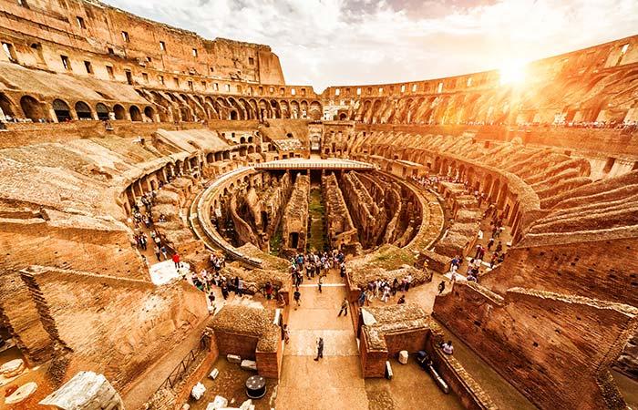 Ascensores del Coliseo