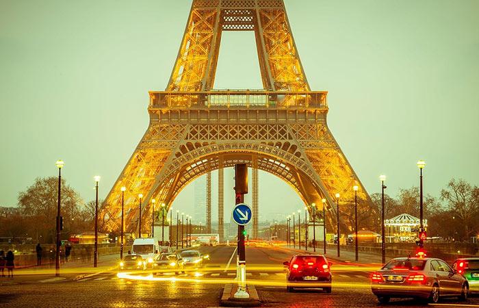Ascensores de la Torre Eiffel
