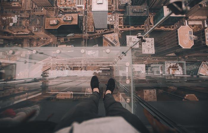 Perder el miedo al ascensor